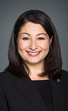 Photo du Maryam Monsef